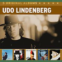 Udo Lindenberg - 5 Original Albums 3  - (CD)