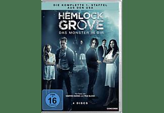 Hemlock Grove - Das Monster in Dir - Die komplette Staffel 1 DVD