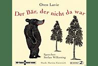 Der Bär, der nicht da war - (CD)