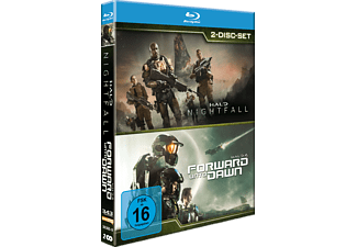 Halo-Double Feature (Limited Edition)    Blu-ray