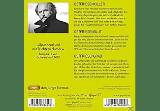 Klaus-Peter Wolf - Ostfriesenkrimis  - (MP3-CD)