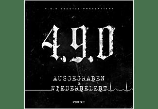 4.9.0 - Ausgegraben & Wiederbelebt (2cd Set Im Schuber)  - (CD)