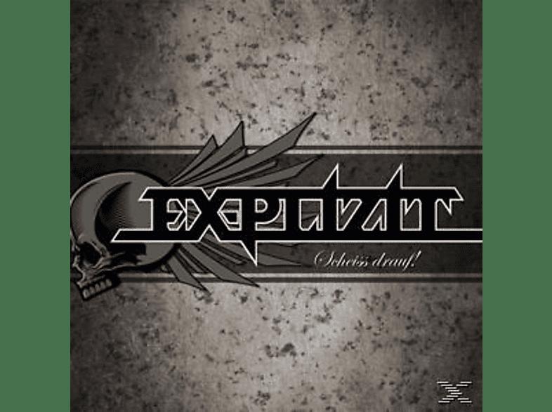 Ex-plizit - Scheiss Drauf [CD]