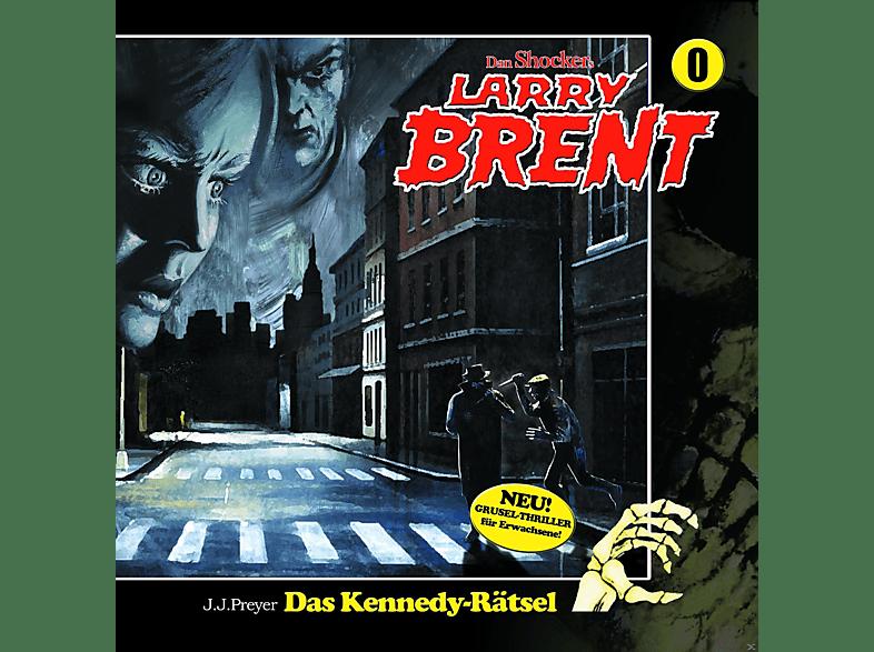 J.J.Preyer - Larry Brent:Folge 0-Das Kennedy-Rätsel - (CD)