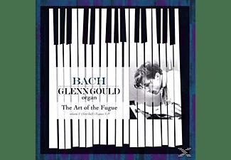 Glenn Gould - The Art Of The Fugue  - (Vinyl)