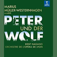 Marius Müller-Westernhagen, Kent Nagano - Peter Und Der Wolf/Die Geschichte Von Babar [CD]