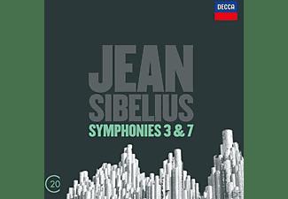 Boston Symphony Orchestra, Sir Colin Davis - Sinfonien 3, 6 & 7  - (CD)