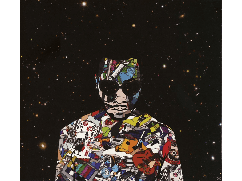 Seven Davis Jr. - Universes [CD]