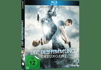 Die Bestimmung - Insurgent (Deluxe Fan-Edition) Blu-ray