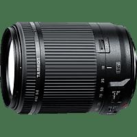 TAMRON B018C 18 mm-200 mm f/3.5-6.3 Di II, VC (Objektiv für Canon EF-Mount, Schwarz)