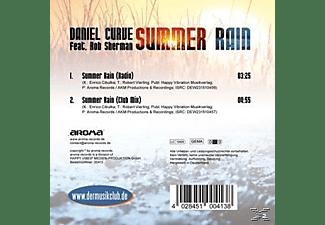 Daniel Curve feat. Rob Sherman - Summer Rain  - (Maxi Single CD)