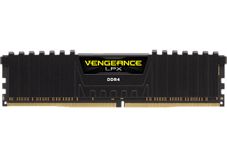 CORSAIR Vengeance LPX DIMM Kit 16 GB, DDR4 (CMK16GX4M2A2133C13)