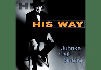 Harald Juhnke - His Way-Juhnke Singt Sinatra  - (CD)
