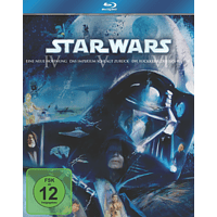 Star Wars: Trilogie – Episode 4-6   [Blu-ray]