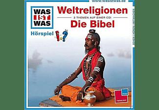Was Ist Was - WAS IST WAS: Weltreligionen / Die Bibel  - (CD)