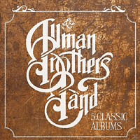 The Allman Brothers Band - 5 Classic Albums  - (CD)