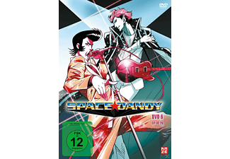 006 - Space Dandy - (DVD)