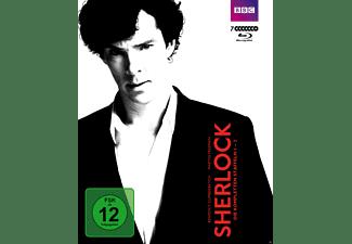 Sherlock - Staffel 1-3 (Incl. Bonus Disc) Blu-ray