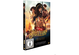 Käpt'n Säbelzahn und der Schatz von Lama Rama DVD