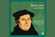 Musica Antiqua Wien/Klebel - Martin Luther Und Die Musik [CD]