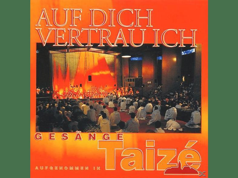 VARIOUS - Taize: Auf Dich Vertraue Ich [CD]