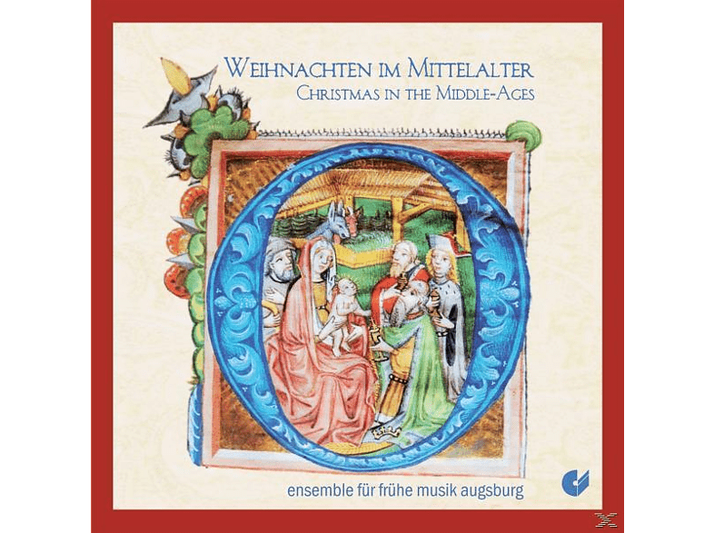 Ensemble Für Frühe Musik Augsburg - Weihnachten Im Mittelalter [CD]