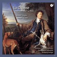 Wolfgang Seeliger - La Chasse-Jagdmusik [CD]