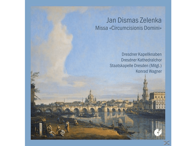 Dresdner Kapellknaben/Wagner/+ - Missa Circumcisionis Domini Nostri Jesu Christi [CD]