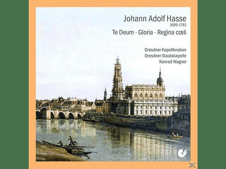 Richard Wagner - Te Deum/Gloria/Regina Coeli [CD]