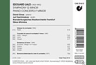 Gross, Toschmakow, Brandenburgisches Staatsorchester Frankfurt - Symphony G Minor/Piano Concerto F M [CD]