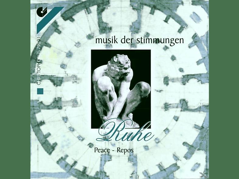 VARIOUS - Musik Der Stimmungen-Ruhe [CD]