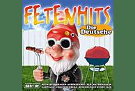 VARIOUS - Fetenhits - Die Deutsche [CD]