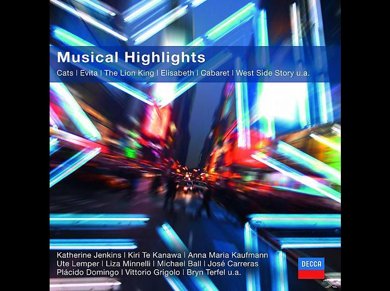 Domingo/Grigolo/Lemper/Terfel/+ - Musical Highlights (Cc) [CD]