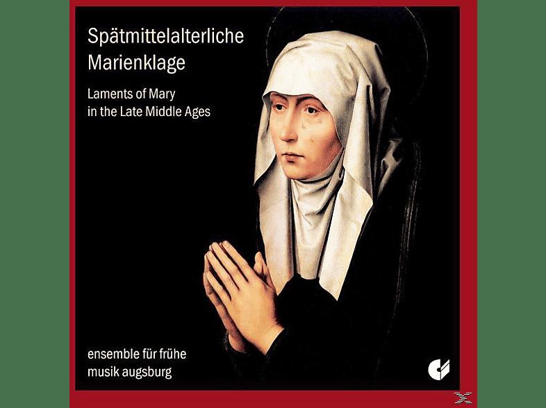 Ensemble Für Frühe Musik Augsburg - Spätmittelalterliche Marienklage [CD]