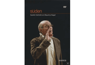 Mauricio/orquesta Filarmónica De Buenos Aires/divertim Kagel - Süden - Gaston Solnicki On Mauricio Kagel  - (DVD)