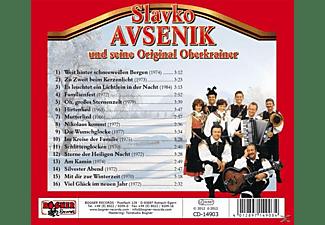 Slavko Avsenik und seine Orig. Oberkrainer - Weihnachtszeit - Sternenzeit  - (CD)