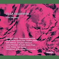 Olga Neuwirth - LOST HIGHWAY - [CD]