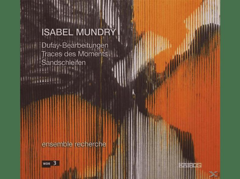Ensemble Recherche - Dufay-Bearb./Traces Des Moments/+ [CD]