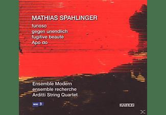 Ensemble Modern - FURIOSO  - (CD)