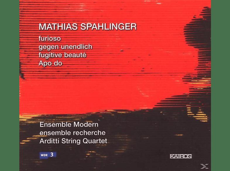 Ensemble Modern - FURIOSO [CD]