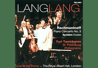 Lang Lang - Klavierkonzert 3 & Etüden  - (CD)
