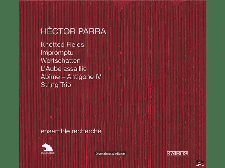 Ensemble Recherche - Wortschatten [CD]