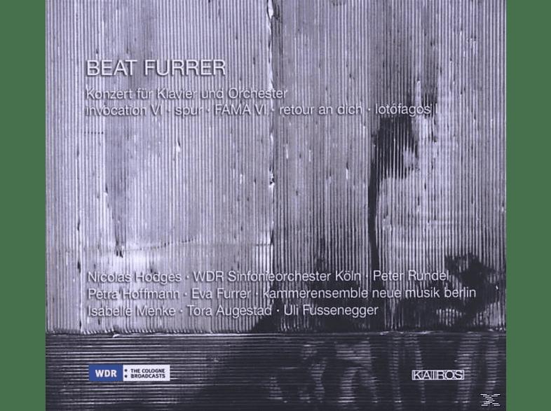 Hodges - KONZERT FÜR KLAVIER UND ORCHESTER [CD]