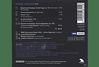Zagrosek, Ensemble Resonanz, Wdr Sinfonieorchester Köln - Manuel Hildalgo: String Quartet No. 2/Hacia/Einfache Musik [CD]