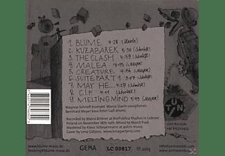 Magnus Schriefl, Bernhard Meyer & Peter Gall, Wanja Slavin - Blume  - (CD)