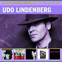 Udo Lindenberg - 5 Original Albums 2  - (CD)