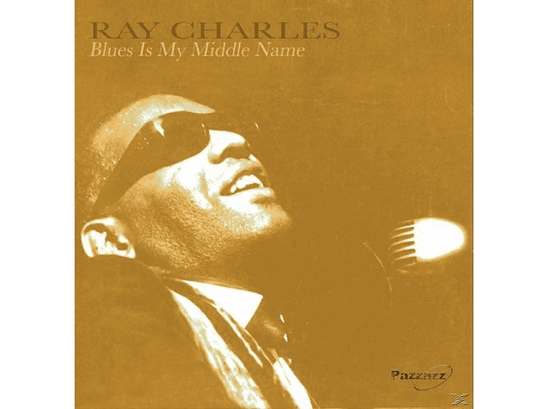 Ray Charles - Blues Is My Middle Name [CD]