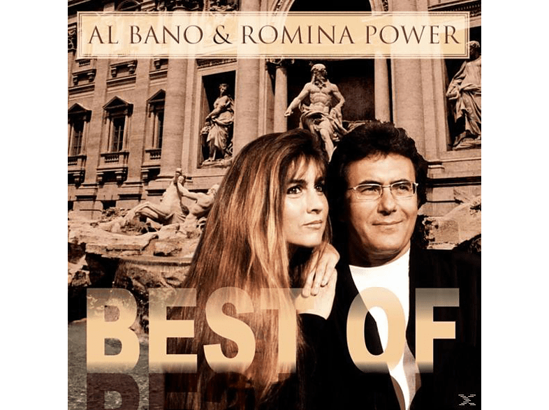 Romina Power, Al Bano - Best Of [CD]