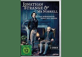 Jonathan Strange & Mr Norrell - Das mörderische Duell der Magier DVD