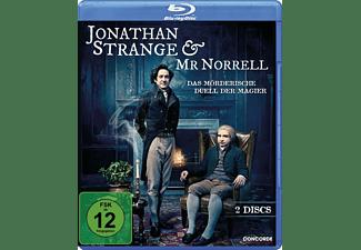 Jonathan Strange & Mr Norrell - Das mörderische Duell der Magier Blu-ray